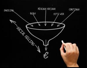 Différence entre réseaux sociaux et Social Selling ?