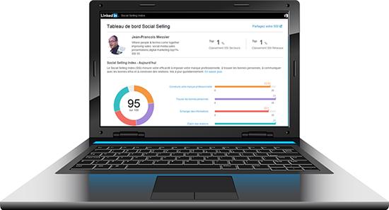 5 pratiques simples qui me permettent de maintenir mon Social Sales Index (SSI) à plus de 80