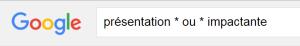 booléens Google 1