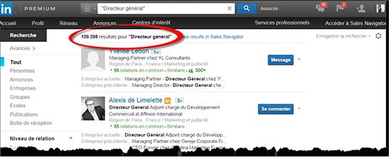 Recherche LinkedIn 04