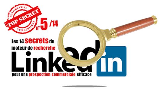 Secret 5 de la recherche Linkedin: Les opérateurs booléens