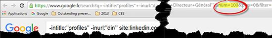 Recherche LinkedIn Profilr 03