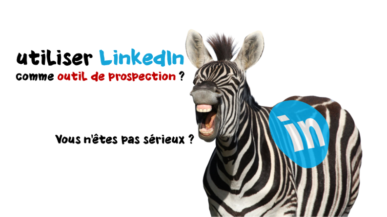 LinkedIn pour faire du social selling ? Quelle blague !